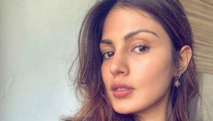 Rhea Chakraborty has been away from home for over a week, claims her building security guard