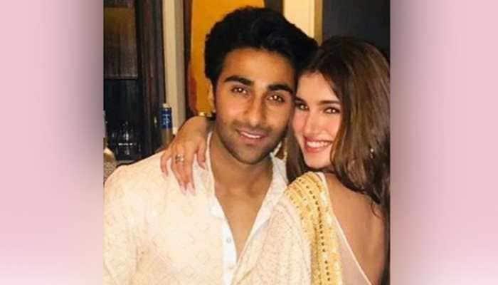Tara Sutaria and Aadar Jain make their 'love' Instagram official!