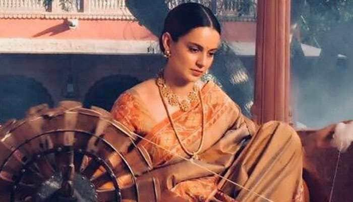 On National Handloom Day, Kangana Ranaut urges people to choose vocal for local!