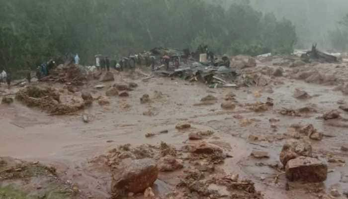 Landslide in Kerala's Idukki district claims 14 lives, dozens feared trapped; PM Narendra Modi announces compensation