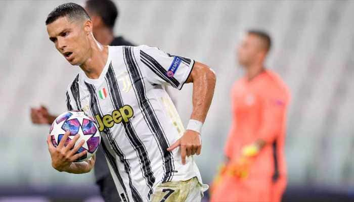 Champions League Cristiano Ronaldo Brace Not Enough Olympique Lyon Knocks Out Juventus Other Sports News Zee News