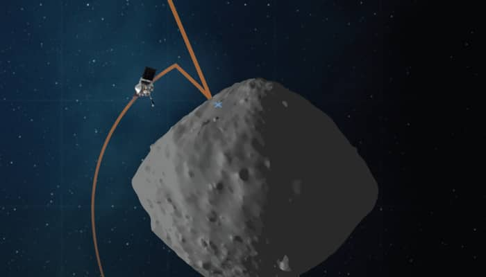 NASA's OSIRIS-REx spacecraft gets ready for touching asteroid Bennu for sample collection