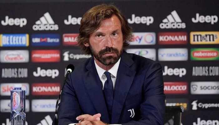 Andrea Pirlo replaces Maurizio Sarri as Juventus new head coach
