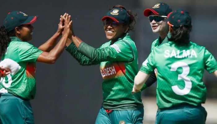 Nine Bangladesh women's cricket team players to begin training from Monday