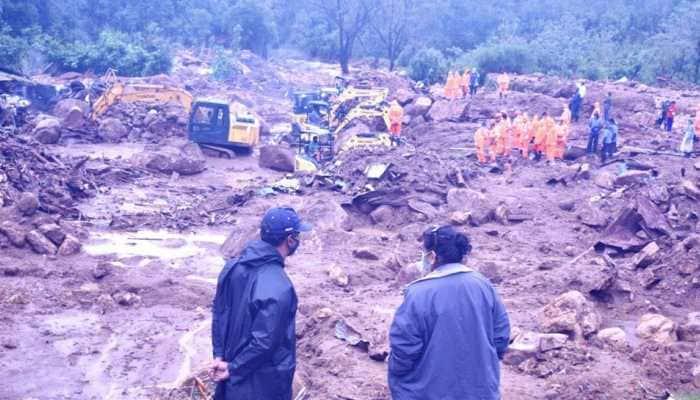 Death toll in Kerala's Idukki district landslide rises to 49