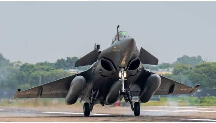 IAF Rafale fighter jets practise in Himachal Pradesh amid border row with China