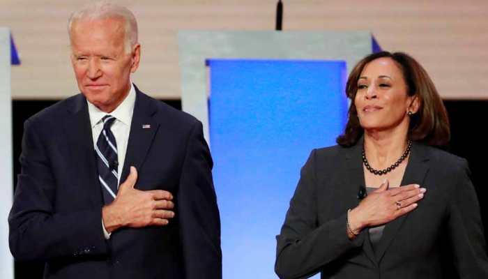 Democrat Joe Biden chooses Senator Kamala Harris as his running mate for US Presidential election