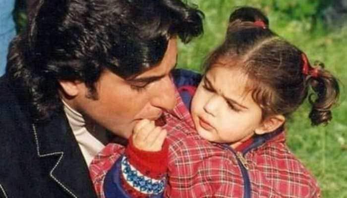 Little Sara Ali Khan features with dad Saif Ali Khan in Kareena Kapoor Khan's postcard-worthy birthday wish for her