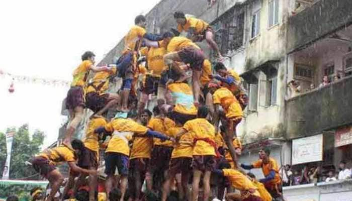 No human pyramids as Mumbai celebrates Janmashtmi amid COVID-19 outbreak