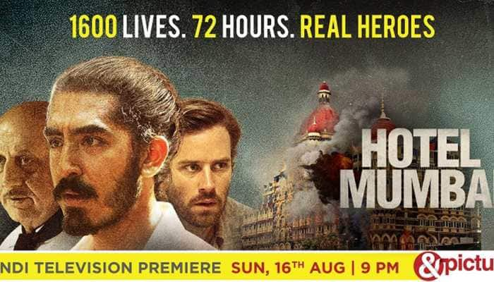 &pictures celebrates the courage of real heroes with Hindi Television Premiere of 'Hotel Mumbai'