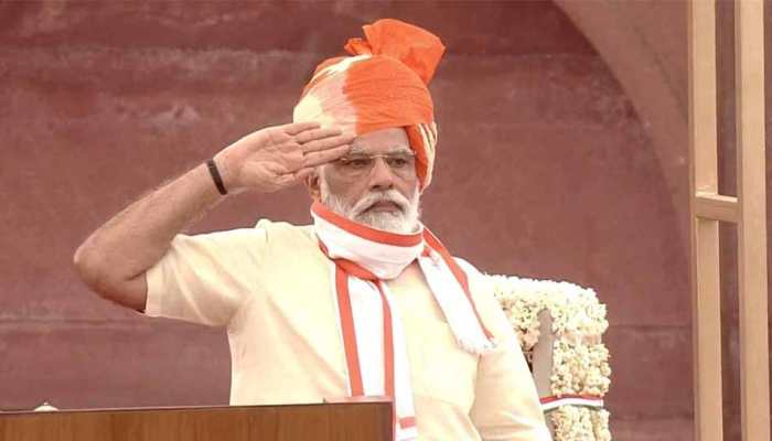 From launching health ID for all to coronavirus vaccine, here's what PM Modi said in his I-Day speech
