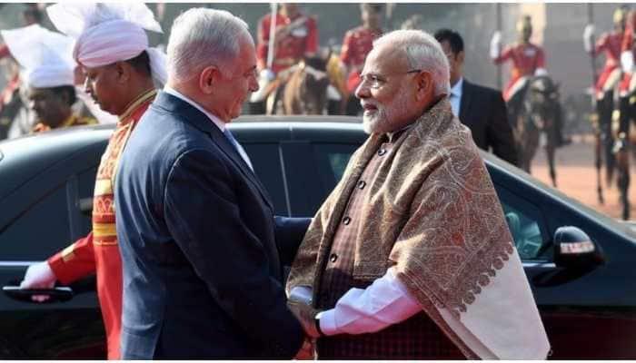 Prime Minister Narendra Modi thanks Israel PM Benjamin Netanyahu for Independence Day wishes
