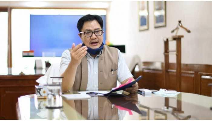 Kiren Rijiju launches Fit India Youth Club to promote fitness among citizens