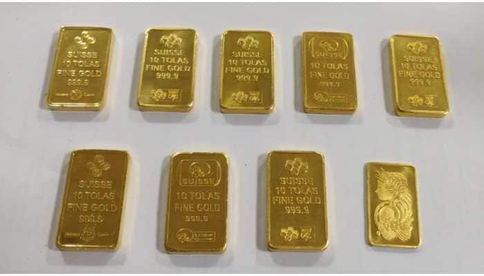 Delhi Airport Customs seizes nine gold biscuits worth Rs 45 lakh; 7 held