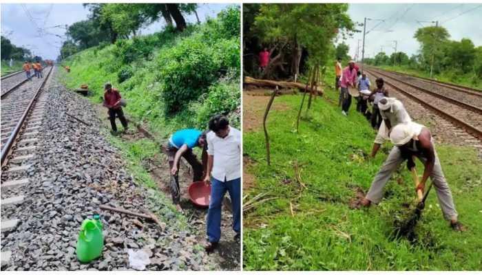 Indian Railways generates more than 5.5 lakhs mandays of work under Gareeb Kalyan Rozgar Abhiyan in Bihar, Jharkhand, Madhya Pradesh, Odisha, Rajasthan, Uttar Pradesh