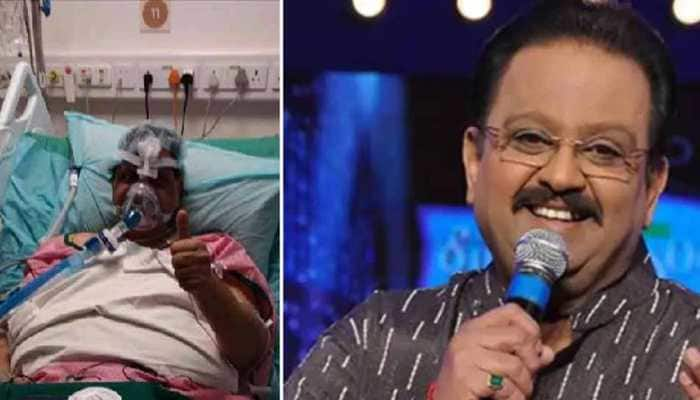 SP Balasubrahmanyam's condition improves, remains on ventilator support