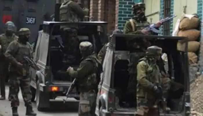 One terrorist killed in encounter in Jammu and Kashmir's Baramulla