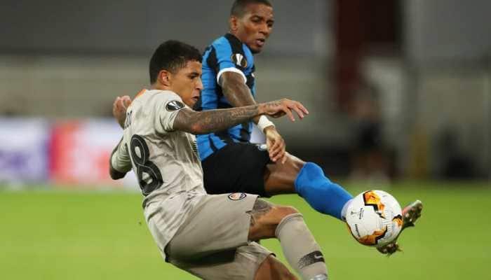 Lautaro Martinez dazzles as Inter Milan demolish Shakhtar Donetsk to reach Europa League final