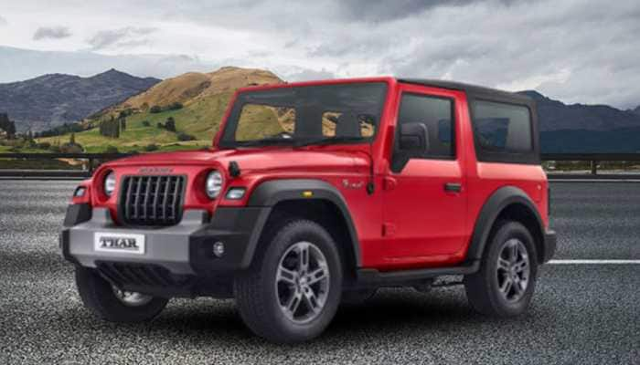 Mahindra all-new Thar to be launched on October 2 – Here are the top features