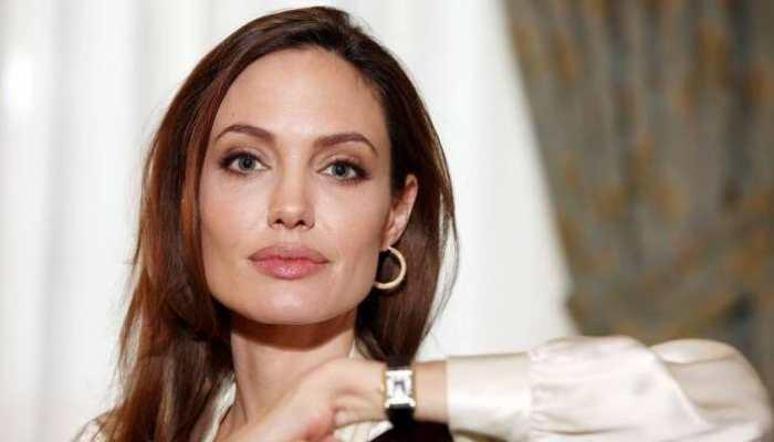 Angelina Jolie is enjoying 'chaos' of a full house during coronavirus quarantine
