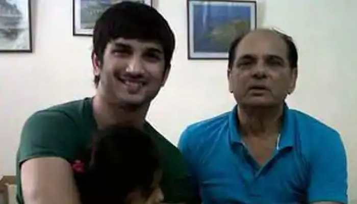 Sushant Singh Rajput's father KK Singh releases statement clarifying 'only lawyers' authorised to represent family