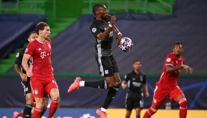 Gnabry double sends dominant Bayern Munich into Champions League final