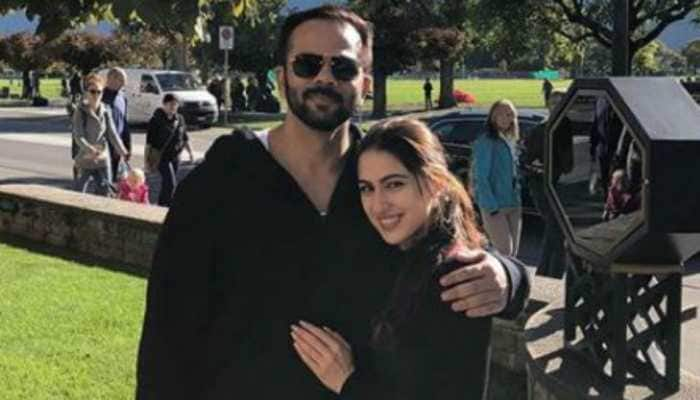 Viral: Old video of Rohit Shetty talking about Sara Ali Khan's 'struggle' to get work makes Twitter furious
