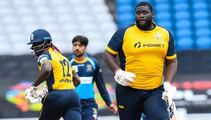 CPL 2020: St Lucia Zouks beat Barbados Tridents in rain-hit tie to claim first win