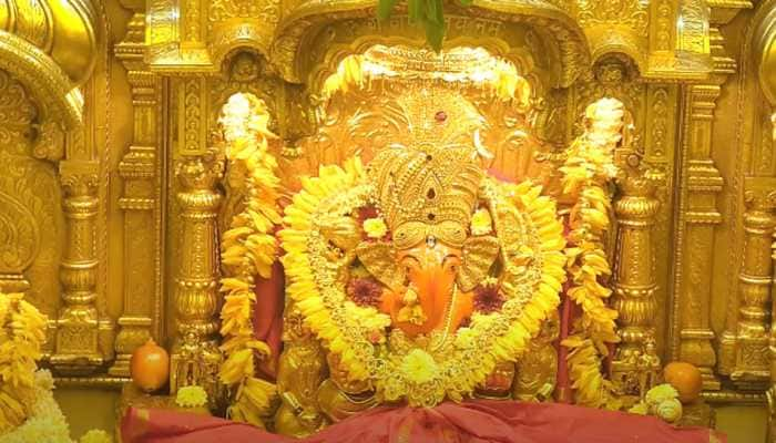 Ganesh Chaturthi 2020: Shree Siddhivinayak Temple darshan live streaming - Watch aarti