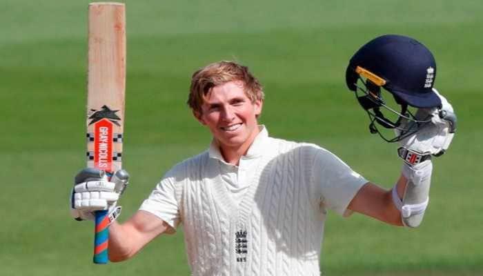 England found 'very good' No.3 batsman in Zak Crawley: Sourav Ganguly