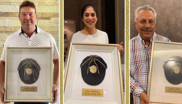 Jacques Kallis, Zaheer Abbas, Lisa Sthalekar inducted into ICC Hall of Fame