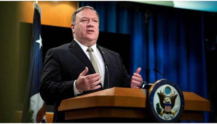 US Secretary Mike Pompeo to travel to Israel, Sudan, Bahrain, UAE to discuss Iran's 'malign influence'