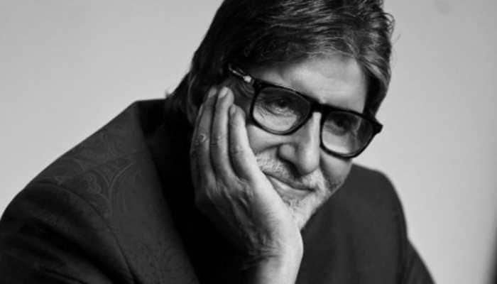 In a sea of blue PPE: Amitabh Bachchan resumes 'Kaun Banega Crorepati 12' shoot days after recovering from coronavirus