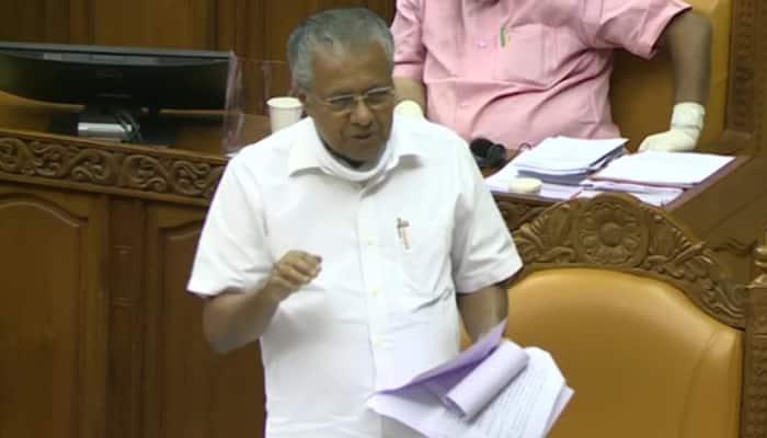Kerala CM Pinarayi Vijayan counters no-confidence motion, says 'people do not trust UDF'