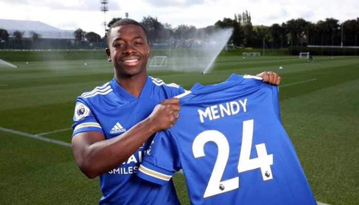 Midfielder Nampalys Mendy signs contract extension with Leicester City