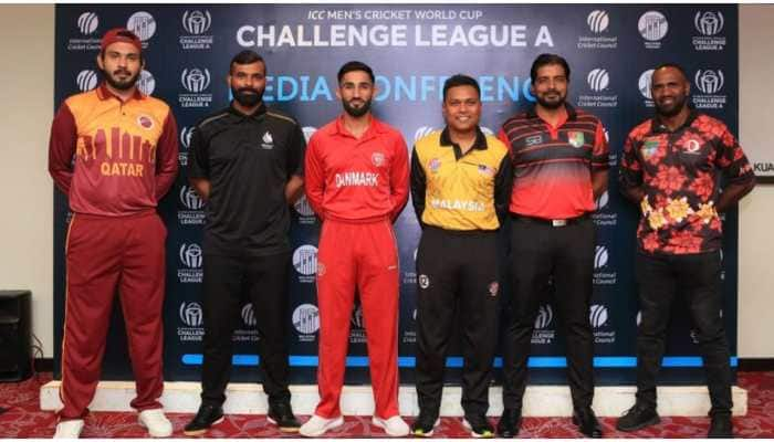 ICC Men's CWC Challenge League A postponed due to prevailing COVID-19 situation