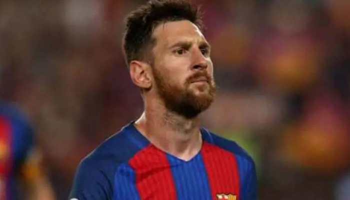 Argentine striker Lionel Messi tells Barcelona he wants to leave: Reports