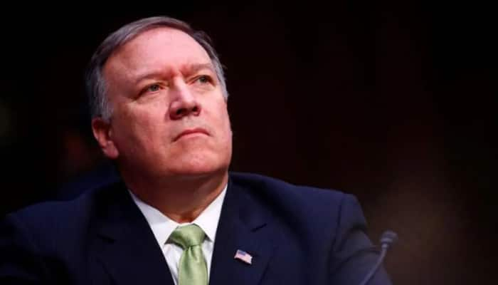 Only President Donald Trump can tackle China and its 'predatory aggression': Mike Pompeo