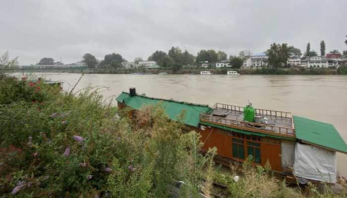 MeT predicts heavy rains and thunderstorms in Jammu and Kashmir till August 28 evening