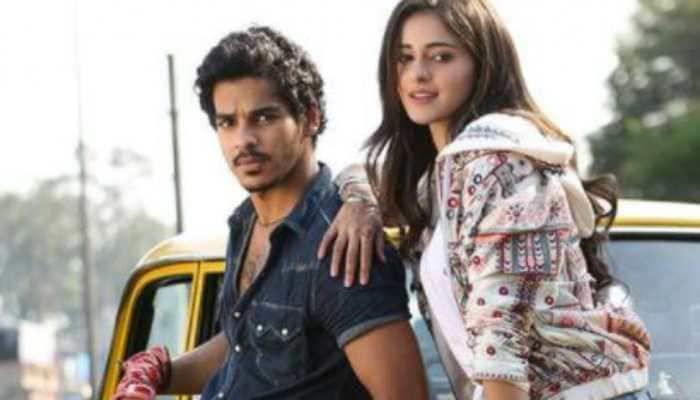 Ananya Panday misses being on the set of 'Khaali Peeli'