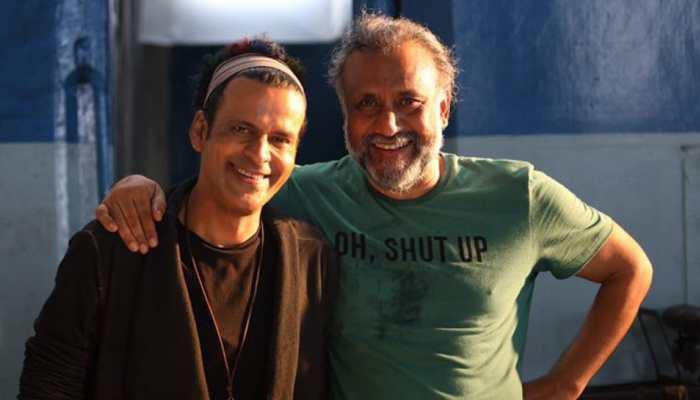 Manoj Bajpayee teases collaboration with Anubhav Sinha