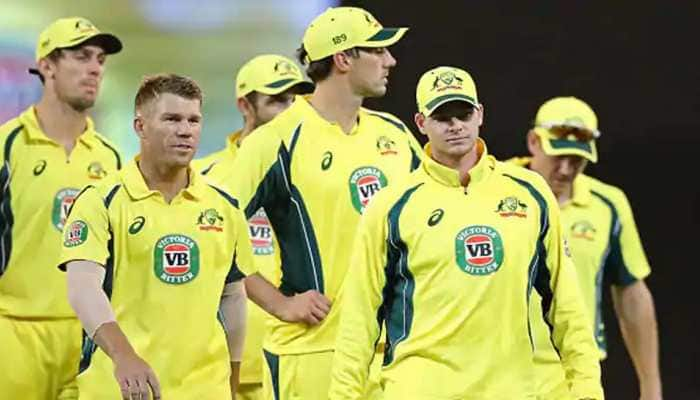 Australian players barred from using sweat from head, face, neck on ball