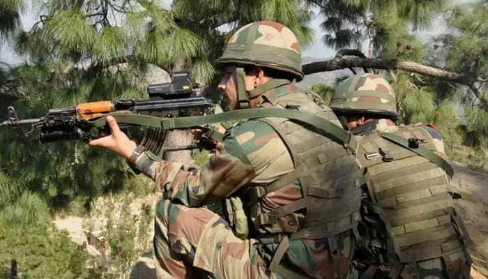 Four terrorists killed, 1 captured alive in encounter in Jammu and Kashmir's Shopian