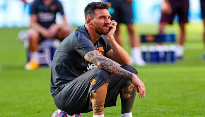Lionel Messi to not attend Barcelona training on Monday: Report