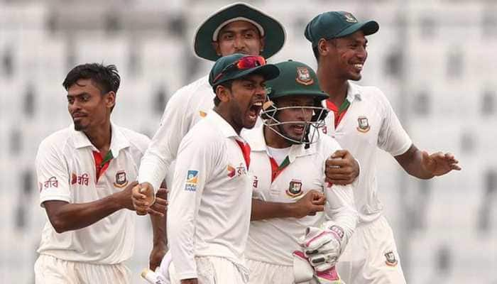 On this day in 2017, Shakib Al Hasan helped Bangladesh register maiden Test victory over Australia