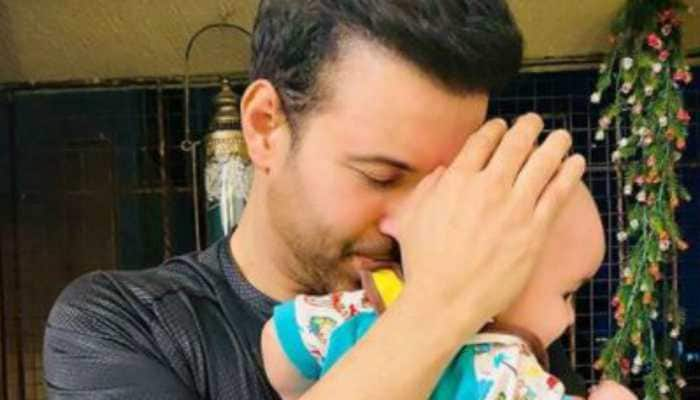 Trending: First pics of Aamir Ali and Sanjeeda Shaikh's one-year-old daughter Ayra