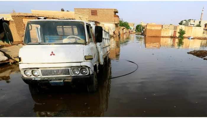 Floods kill at least 90 across Sudan, capital Khartoum hit hard in recent days
