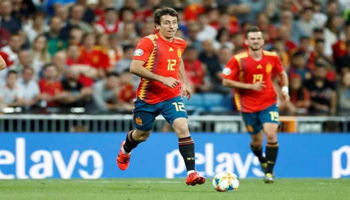 Mikel Oyarzabal out of Spain squad for UEFA Nations League after testing positive for coronavirus
