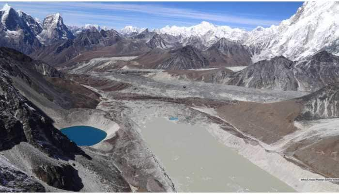Global survey using NASA data shows 50% increase in glacial lakes since 1990