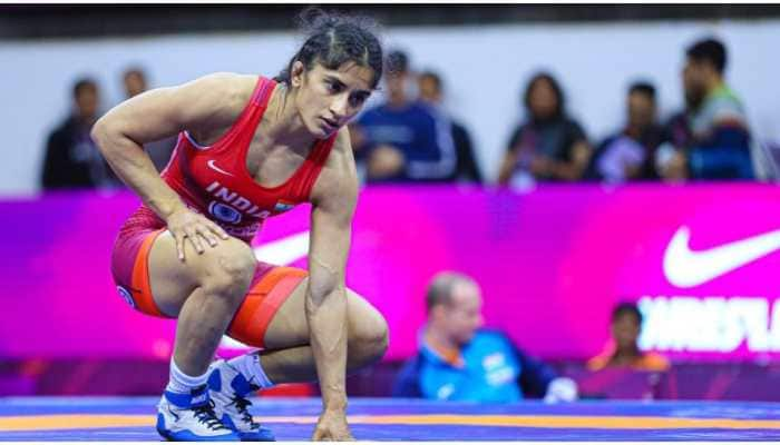 Woman wrestler Vinesh Phogat emerges victorious in fight with COVID-19, to remain in isolation